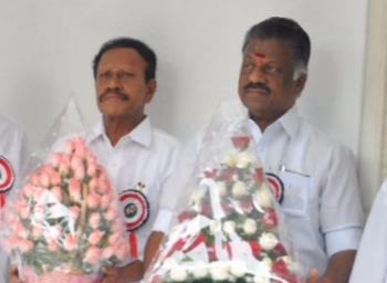 அதிமுக சாய்ஸ் ஓ.பி.எஸ்; பிஜேபி சாய்ஸ் தம்பிதுரை