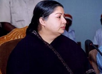 Jaya follows the footpath of MGR's path till death