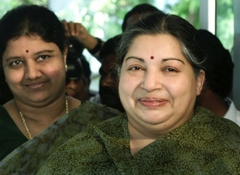 Jayalalithaa and the women she loved the most