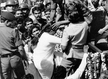 எம்.ஜி.ஆர். இறந்த அன்று.... ஜெயலலிதா இறந்த அன்று...  சென்னையில் சட்டம்-ஒழுங்கு எப்படி இருந்தது?