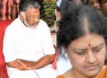 Will OPS Sit on Jayalalithaa's Chair ?