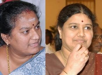 Will contest ADMK General secretary post against sasikala, says sasikala pushpa