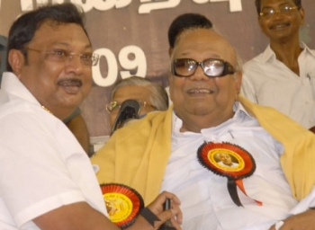 Karunanidhi, MK Stalin, MK Alagiri