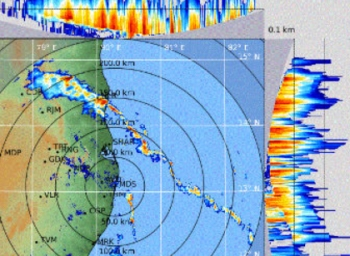 #Vardah - Rains to continue on tuesday