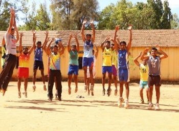 This Village Empowers more Volley Ball Players