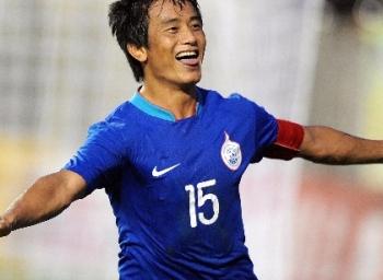 Baichung Bhutia is god's gift for Indian football says vijayan