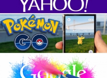 Recap of tech news-2016: Google Surrendered, Yahoo for Low Price and Viral Pokemon Go