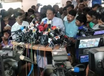 'Why they conducted IT raid' : Rama Mohana Rao