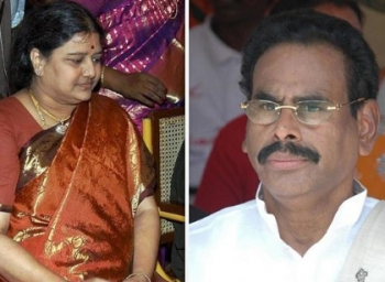Natarajan is the mastermind, Driving Sasikala