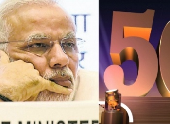 On the 50th day of Demonetisation, did modi successfully complete this critical task?