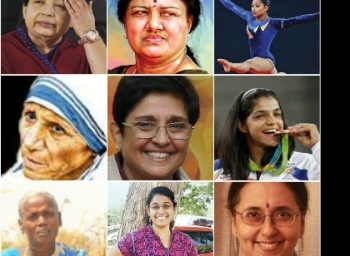 Ladies who made a mark in 2016 #2016Rewind
