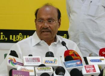 Ramadoss doubt on Apollo hospital in Jayalalithaa's demise