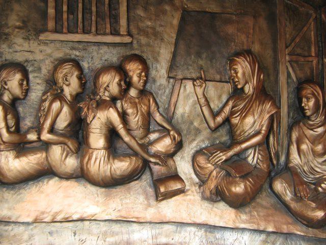 சாவித்திரி பாய் பூலே