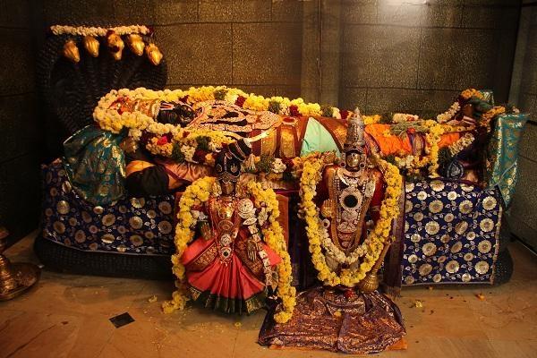 108 திவ்விய தேசங்களை ஆளும் பெருமாள்