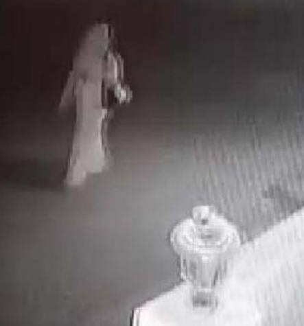 Bangalore woman assaulted captured in CCTV