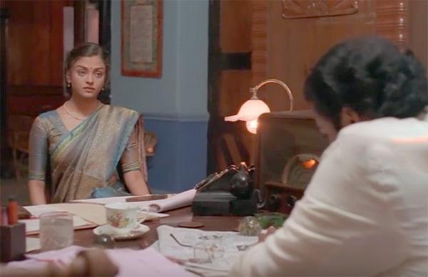 இருவர் படத்தில் ஜெயலலிதா கேரக்டரில் ஐஸ்வர்யா ராய்