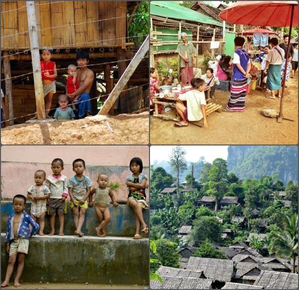 அகதிகள், மரணங்கள், Refugees, Thailand, Burma