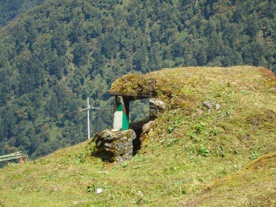 ஜஸ்வந்த் சிங் ராவத் பாதுகாத்த எல்லைப் பகுதி