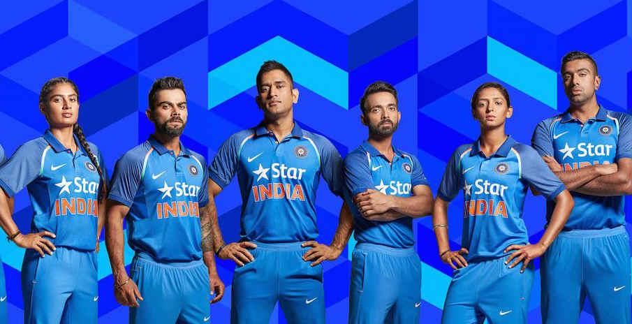 India team new jersey