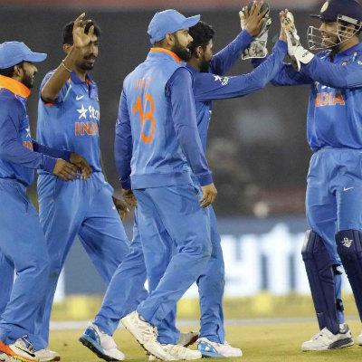 India beats England