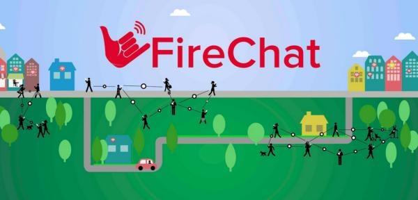 ஃபயர்சாட் firechat App