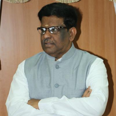Meghalaya Governor Shanmuganathan
