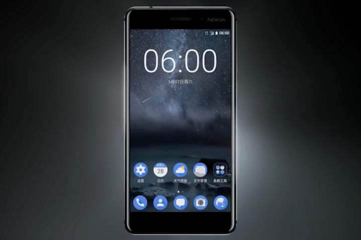 Nokia 6 Android Registration China