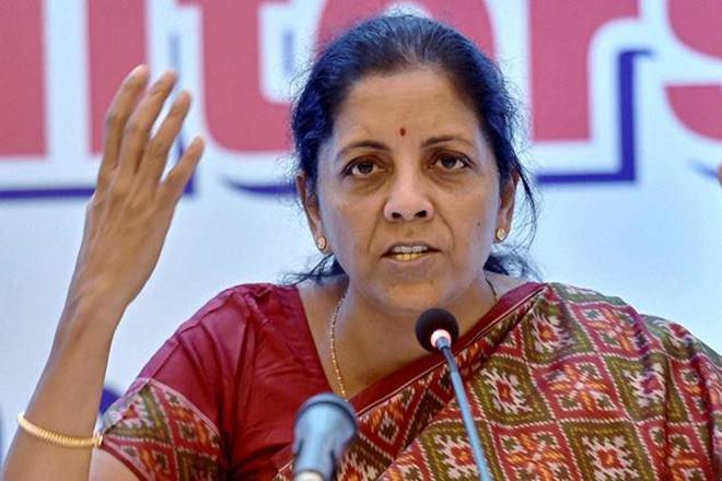 'பிரதமருக்கு எதிராக கோஷமிட்டவர்கள் தேச விரோதிகள்' : நிர்மலா