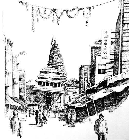 பண்டரிபுரம் கோயில்