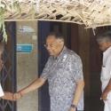 பொங்கலுக்கு சொந்த ஊர்  வந்த டாடா நிறுவன செயல்தலைவர்!  மக்கள் உற்சாகம்!