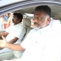 டி.ஜி.பி ராஜேந்திரனுடன், முதல்வர் ஓபிஎஸ் அவசர ஆலோசனை