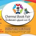 40-வது சென்னைப் புத்தகக் காட்சி தொடக்கம்!