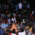 அலங்காநல்லூரில் 2-வது நாளாக விடிய விடிய போராட்டம்
