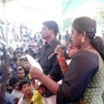 #Jallikattu- முதல்வர் அறிக்கையை கிழித்து எறிந்த இளைஞர்கள்!