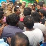 #Jallikattu ராமநாதபுரம், அரியலூர் பகுதிகளில் போராட்டம் வாபஸ்