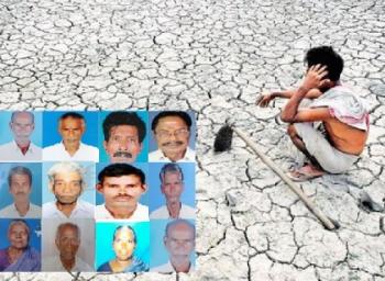 Continue farmer death : 60 farmers died in 90 days in Tamilnadu