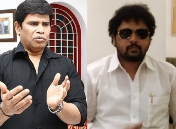 An Actor opposes Anandraj who came out of ADMK