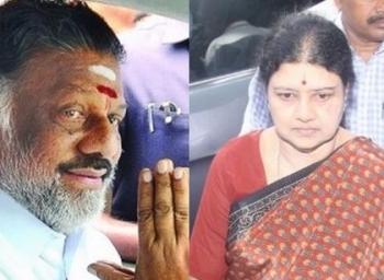 Reason behind sudden call for giving CM post to sasikala