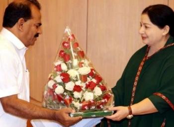 Nanjil Sampath bids goodbye to Sasikala led ADMK