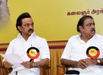 Working president, a new post in DMK!