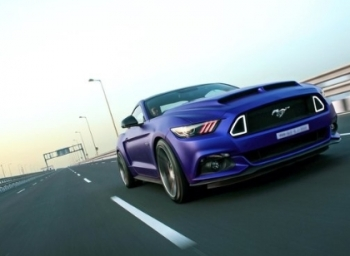 Dhanush buys a ford mustang