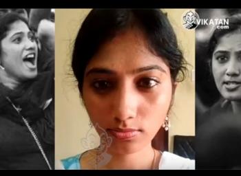 ''நான் நலமாக இருக்கிறேன்.. எந்தக் கட்சியிலும் இல்லை!'' - மெரினா வைரல் பெண் (Video)