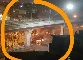 சென்னை, வடபழனியில் துப்பாக்கிச்சூடு! #Update