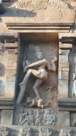கங்கை கொண்ட சோழீச்சுவர் கோயில் நடராஜர்