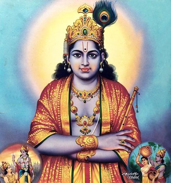கிருஷ்ண பக்தி