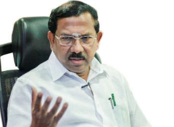 Minister Pandiyarajan