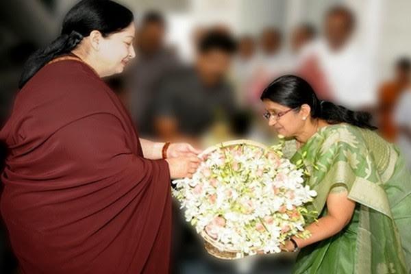 ஜெயலலிதா-ஷீலா பாலகிருஷ்ணன்