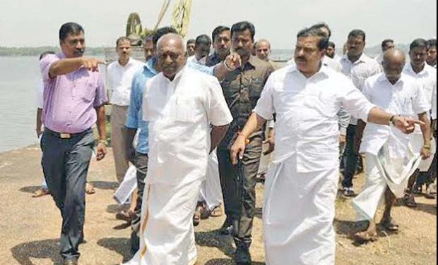 Minister Pon Radhakrishnan