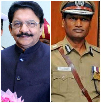 DGP meets Governor