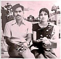 நடராசன் - சசிகலா